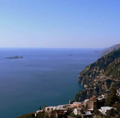 Positano Amalfi Coast Views